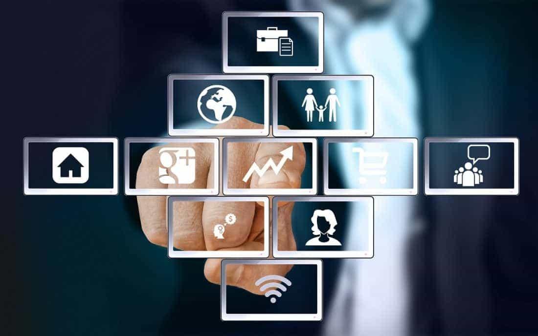 digitalisierung im büro