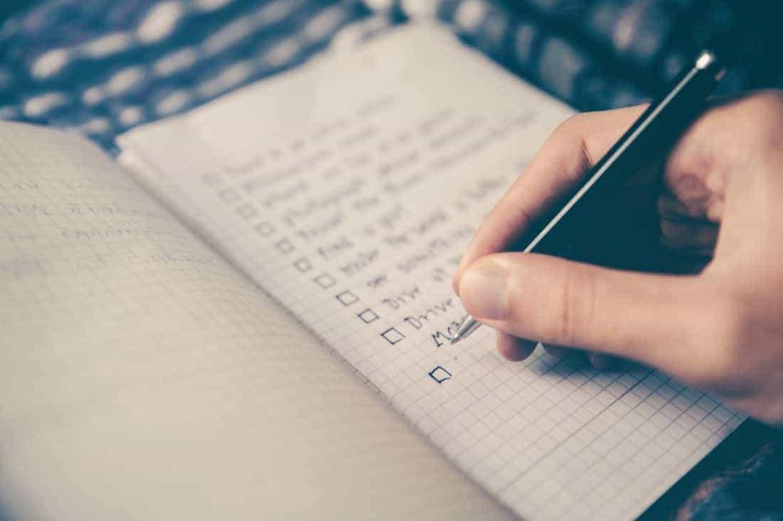checkliste für gründer