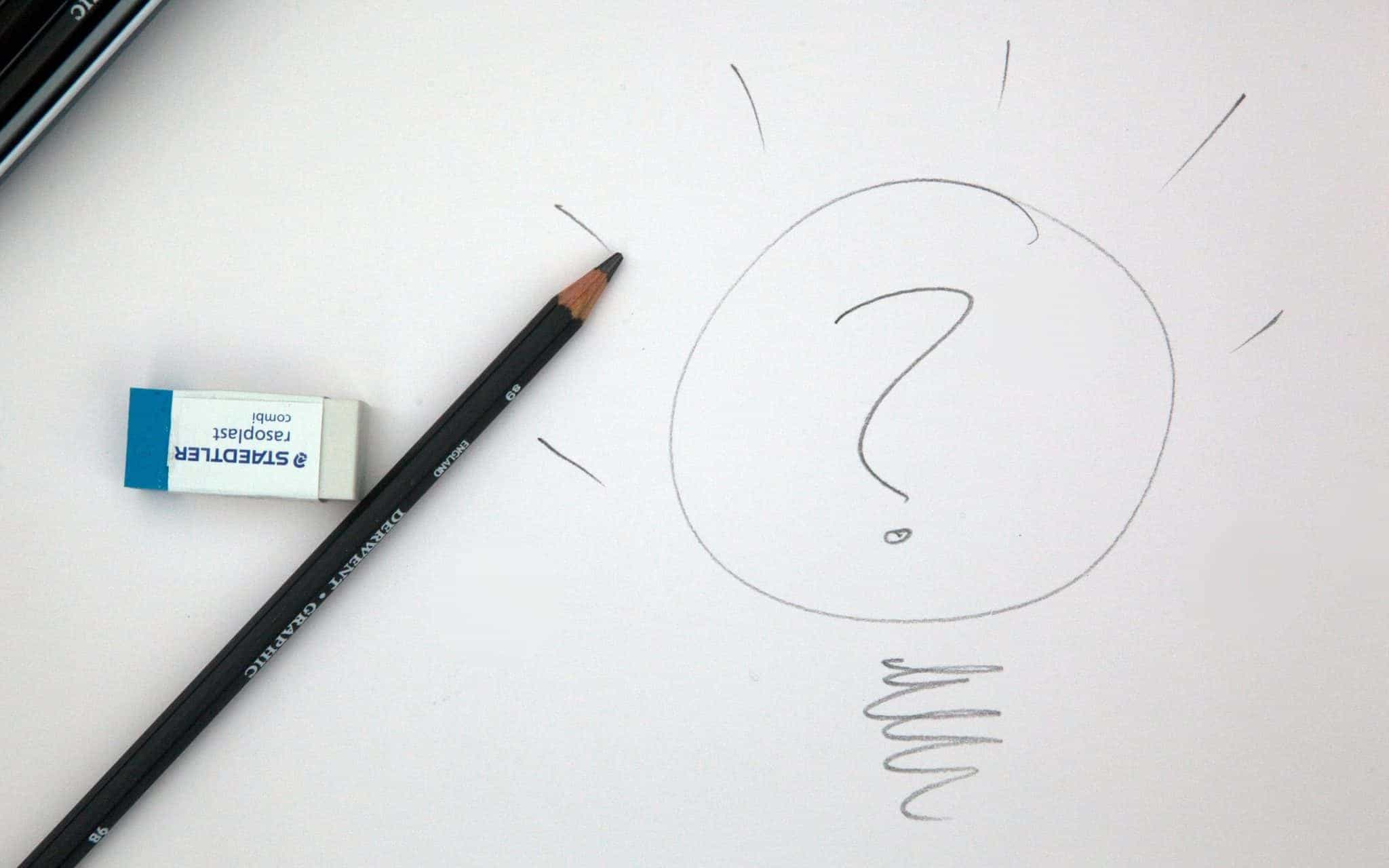 Kreativitätstechniken: vom leeren Blatt zur innovativen Idee